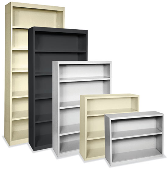 OS Steel Bookcase