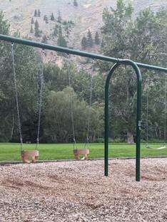 Swinging with the Kiwanis Club