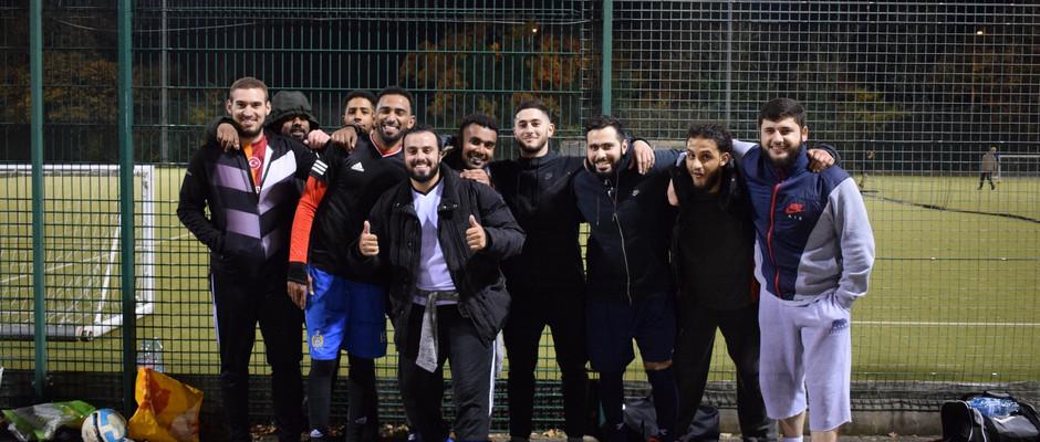 IAM Charity Football Tournament Winners!