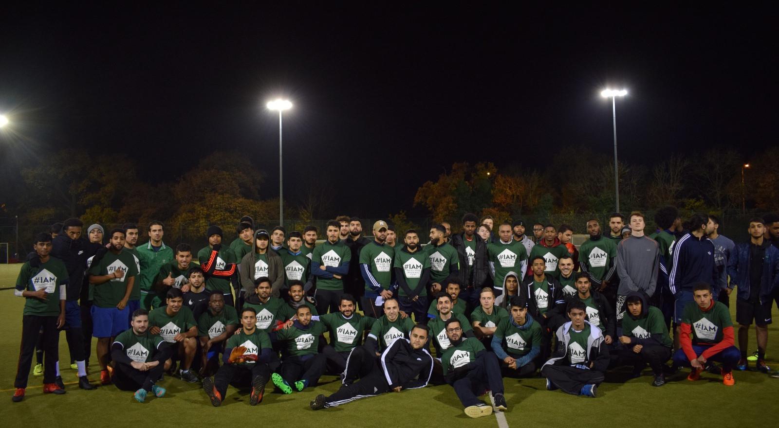 IAM Charity Football Tournamnet