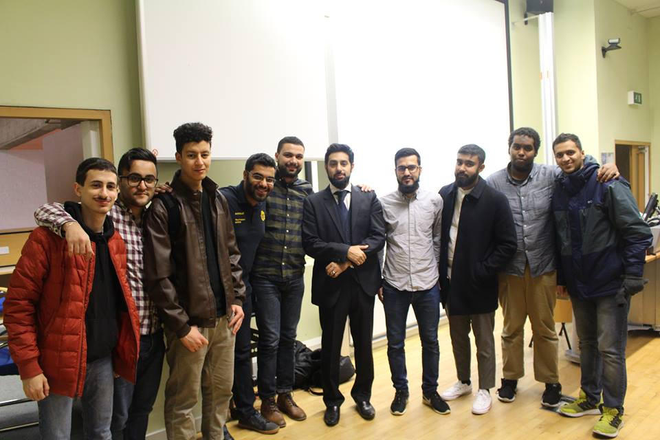 IAM - Dr Wajid Talk on how to deal with Islamophobia in a prophetic way!