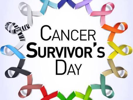 #JoinUs: National Cancer Survivor's Day