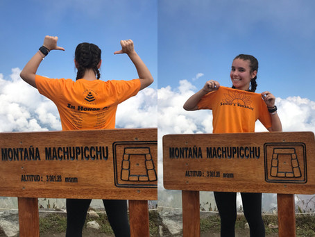 #SheIsEverywhere: Sonny & Her Sunshine Are Spotted in Machupicchu, Peru