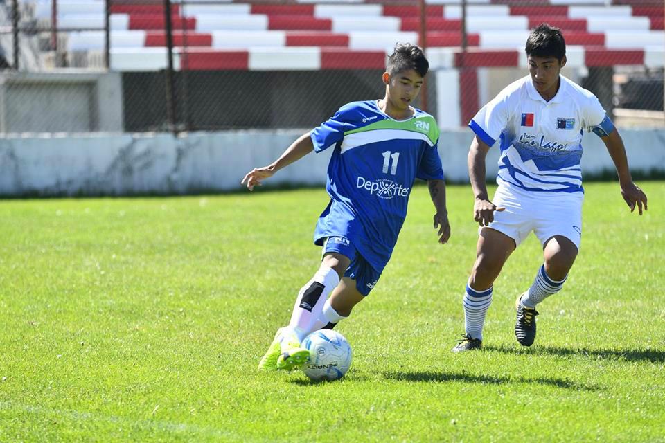 Equipos Sonder Río Negro fútbol