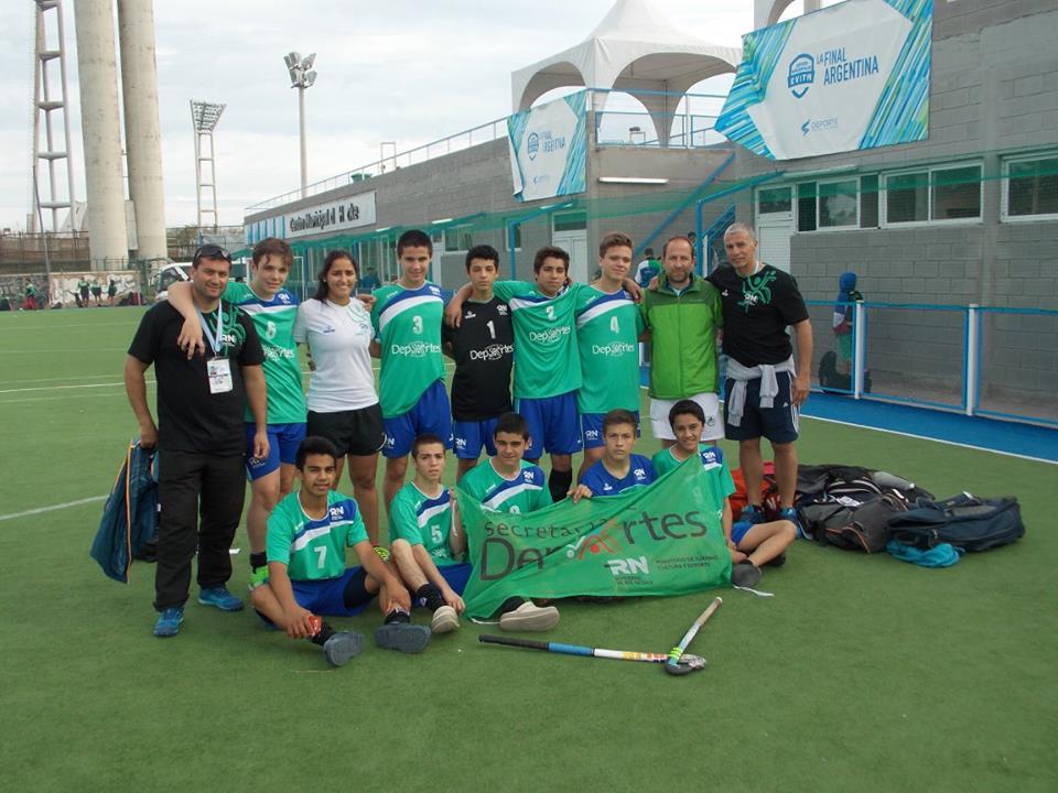 Equipos Sonder Río Negro hockey