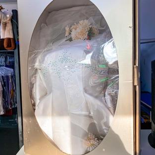 Wedding gown preservation near me Clayton CA