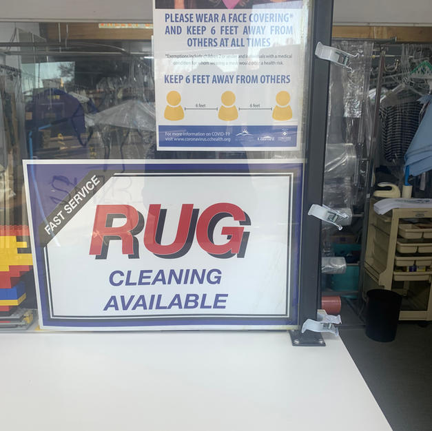 Rug Cleaning Clayton CA