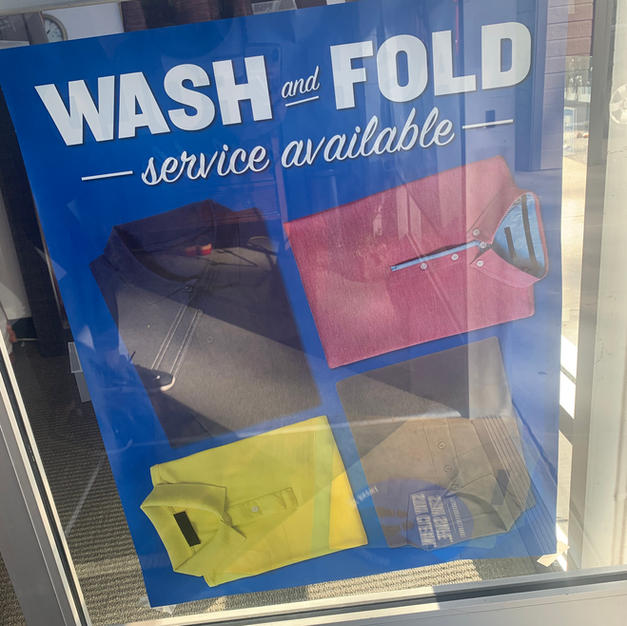 Wash and fold, laundry delivery and pickup Clayton CA
