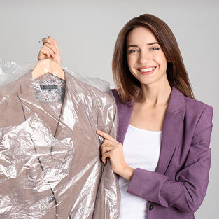 Man Woman suits dry cleaning Clayton CA