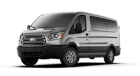 Anthony's Limousine Service Shuttle Van Ford Transit Group Transportation