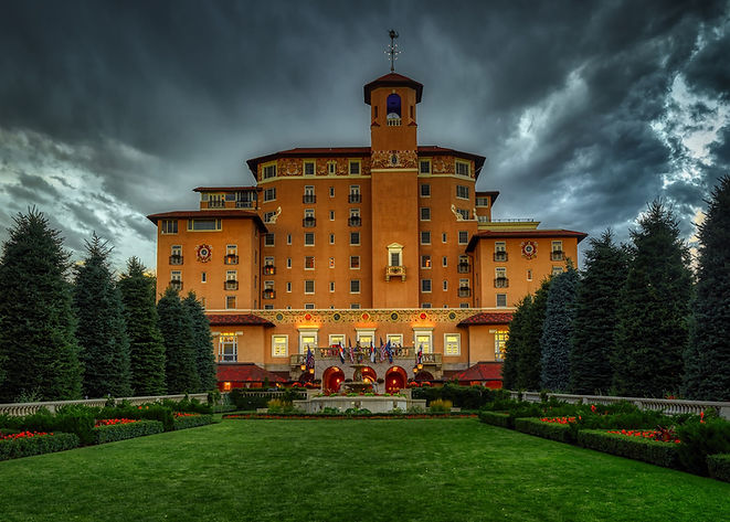 The Broadmoor Hotel Private car, SUV, and Shuttle Service Anthony's Limousine Service