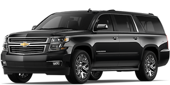 chevrolet suburban2018 black SUV Anthony's Limo Denver Cpolorado and Mountain transportation
