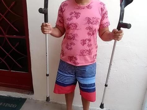 Danilo Alves - Multiple Sclerosis/Esclerose Multipla