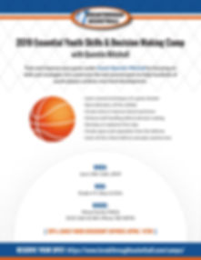 2019 Essential Youth Skills & Decision M