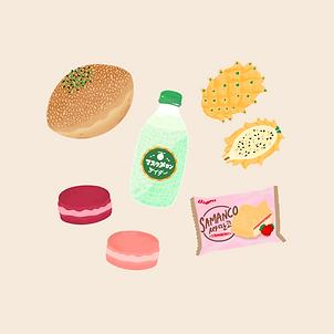 Snackin'