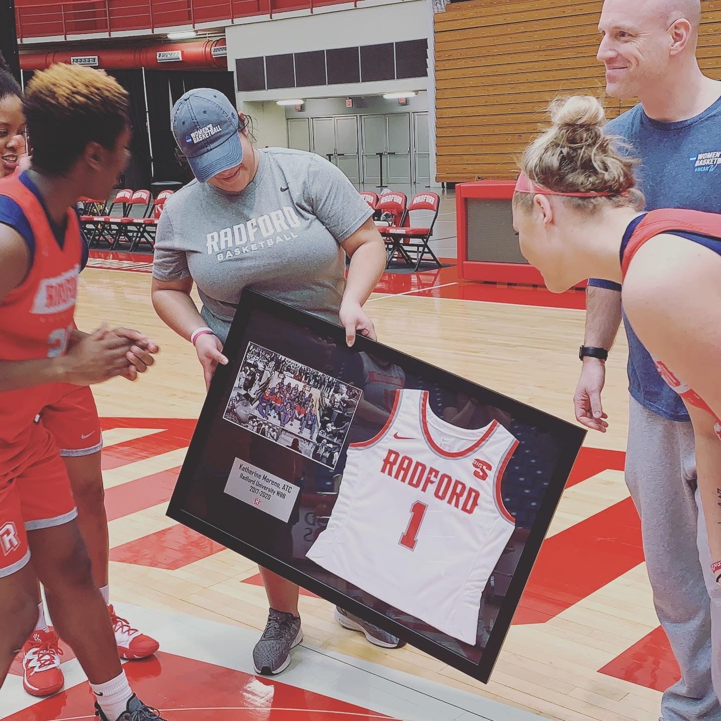 RU Women's Basketball