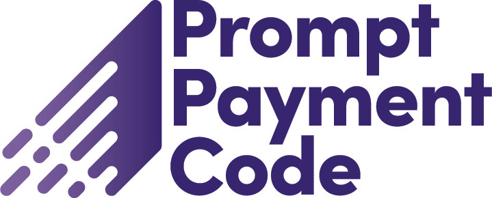 Logo of the Prompt Payment Code