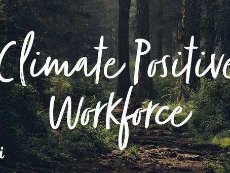 Climate Positive Workforce