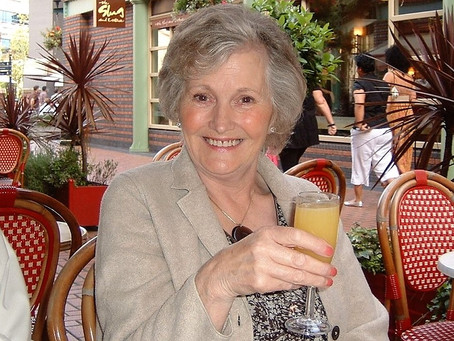 In Memory of Betty Hill