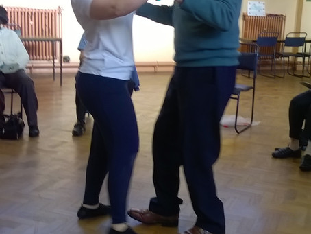 Ballet helps tackle Parkinson's disease