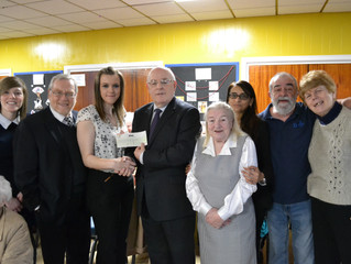A big thank you to Trident Housing