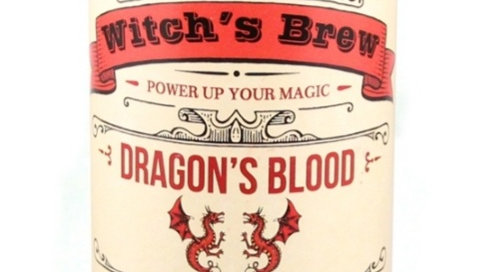 Candle Witches Brew Dragon's Blood
