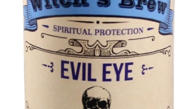 Candle Witches Brew Evil Eye