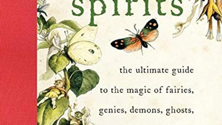 Encyclopedia of Spirits: The Ultimate Guide to the Magic of Fairies, Genies, Dem