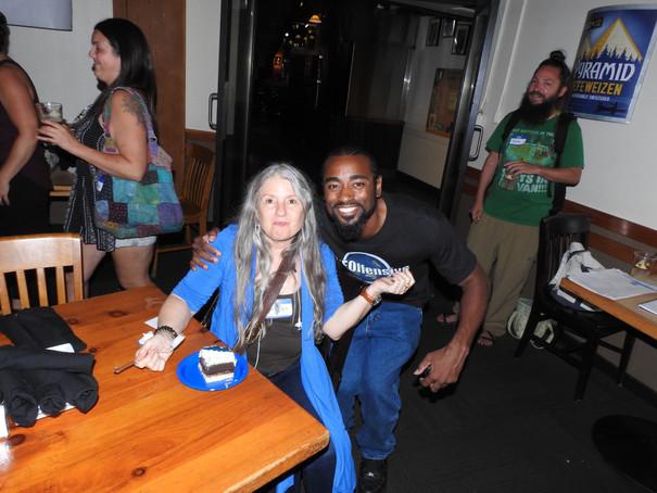 Flat Earth Meetup in Seattle