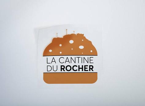 Stickers La Cantine du Rocher