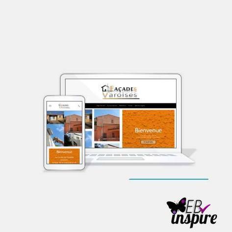 Site Internet Façades Varoises