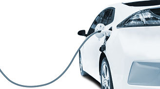 Charging an electric car in residential