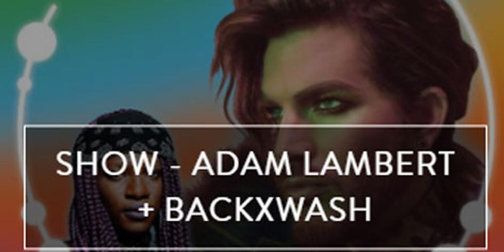 Show - Adam Lambert