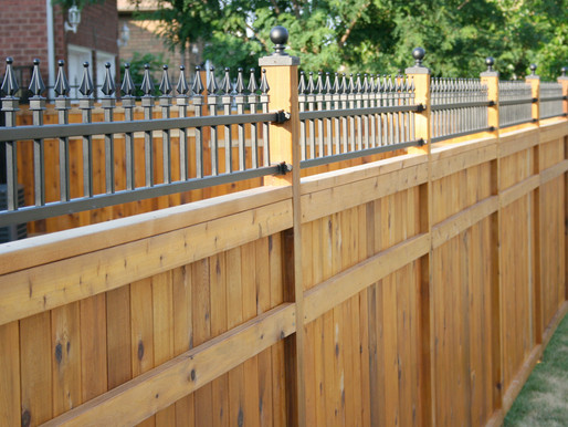 Kick-Start Your Outdoor Reno Project With Iron Lattice