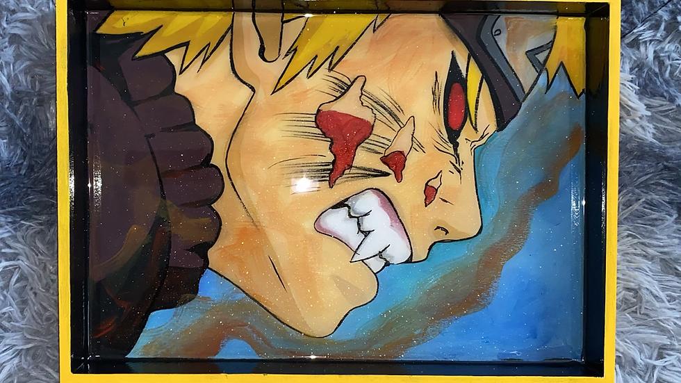 Naruto Rolling Tray