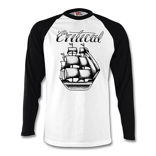 Blk/Wht Long Sleeve