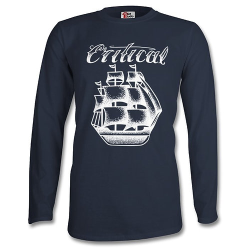 Navy Long Sleeve
