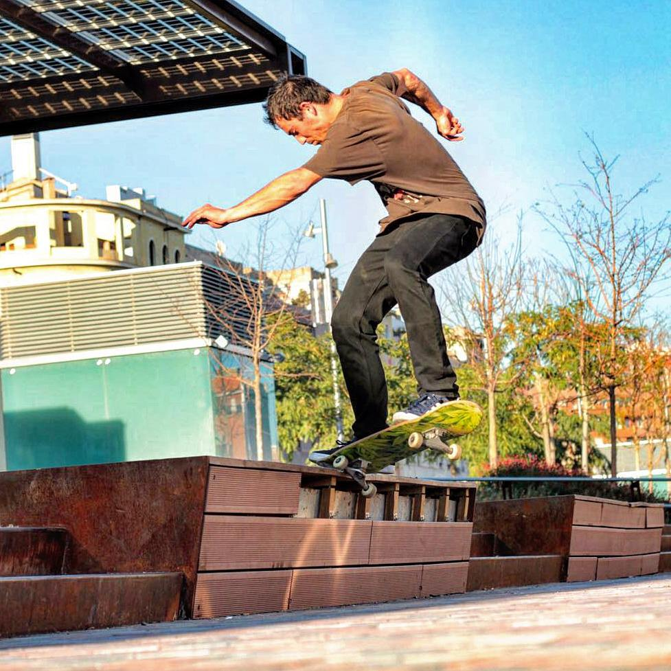 Aron Ross. FS crook