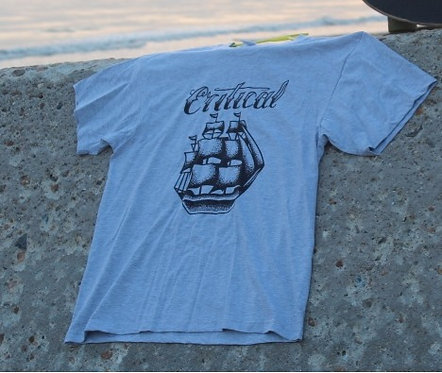 Critical T-Shirt- SOLD OUT