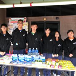 學生會運動會送暖(18-19)