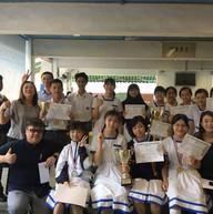 English Debate Team(18-19)