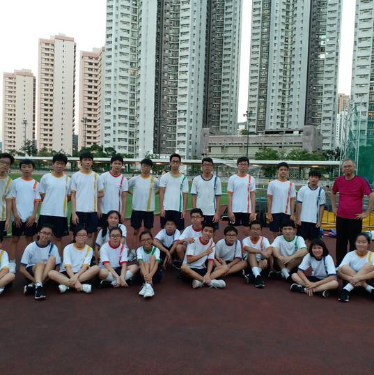 田徑隊練習(18-19)