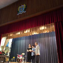 學生會音藝比賽及聖誕聯歡活動(18-19)