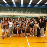 volleyball team(18-19)