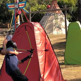 長洲宿營-透過面對行程中的不同「處境」,學生的解難和抗逆能力得以提高