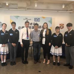 香港辯論超級聯賽乙組亞軍