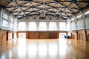 Salle vide Gym