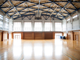 Empty Gym Hall