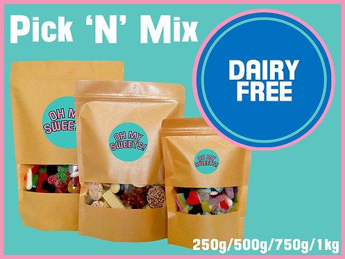 Pick 'N' Mix! - Dairy Free