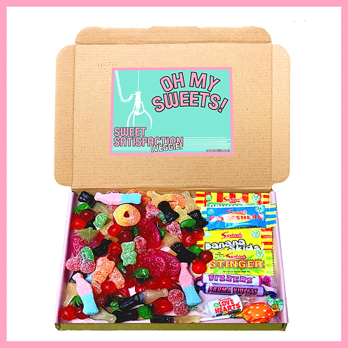 'Oh My Sweets' Box - [Veggie] Sweet Satisfaction
